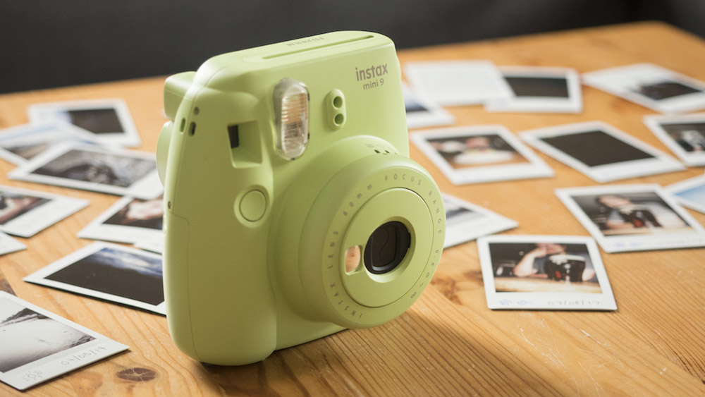 c40a6caa45c Fun Fact  The Instax Mini 9 comes in five different colours  Cobalt Blue