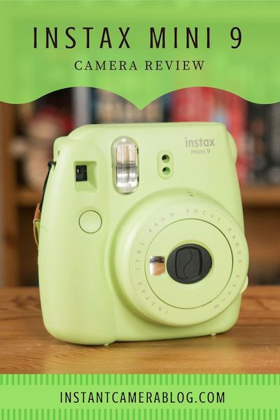 instax mini 9 camera review