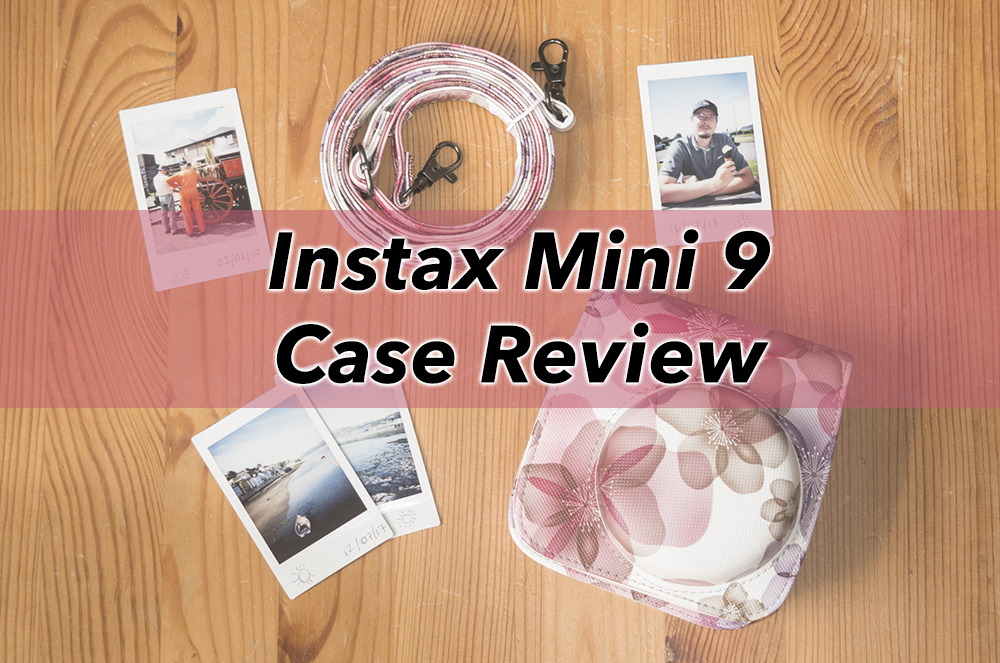 instax mini 9 carrying case review