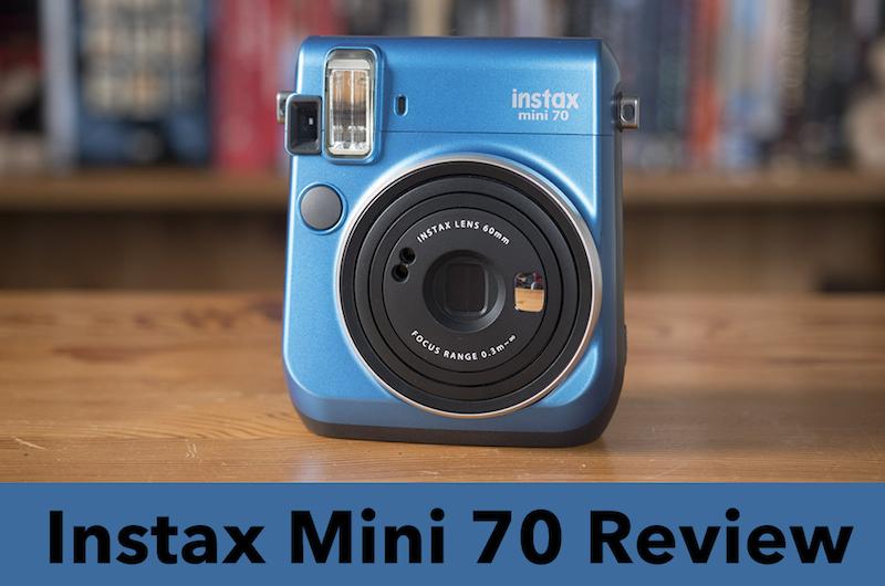 fuji instax mini 70 review