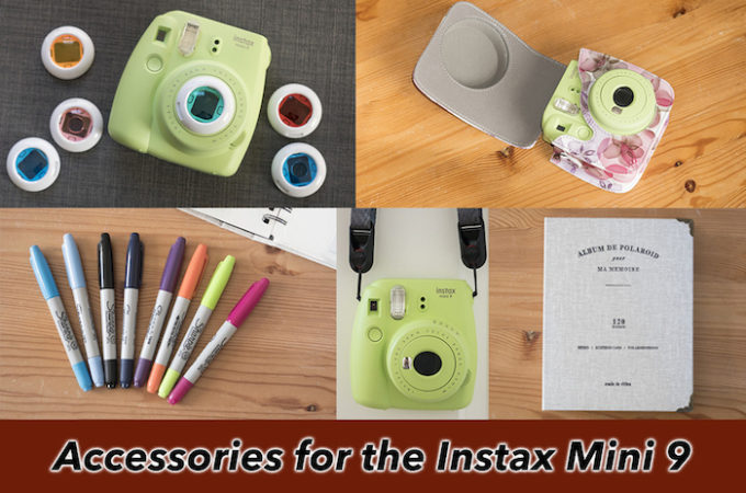 The Best Accessories for the Instax Mini 9 – My personal favourites