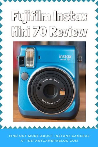 instax mini 70 camera review