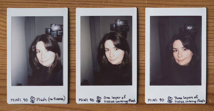 Polaroid Vs Instax >> How to Take Selfies with the Instax Mini 90