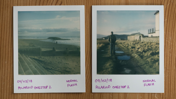 polaroid onestep2 review sample images