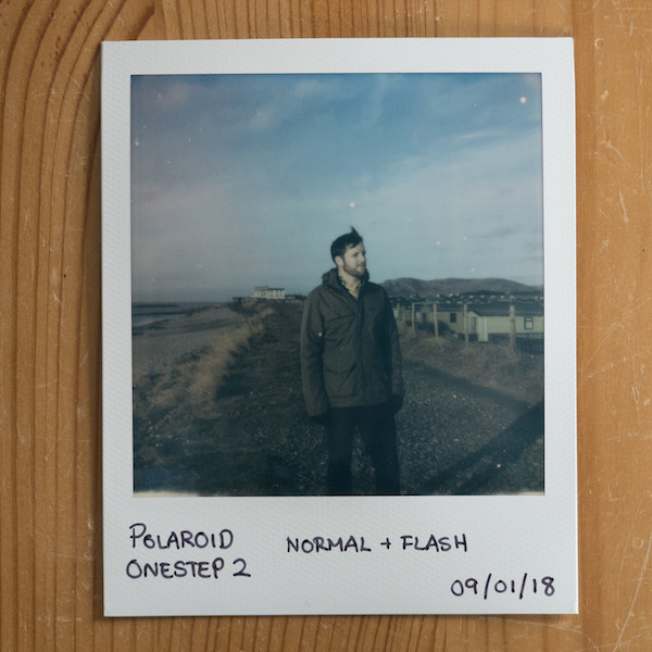 polaroid onestep2 dots speckles