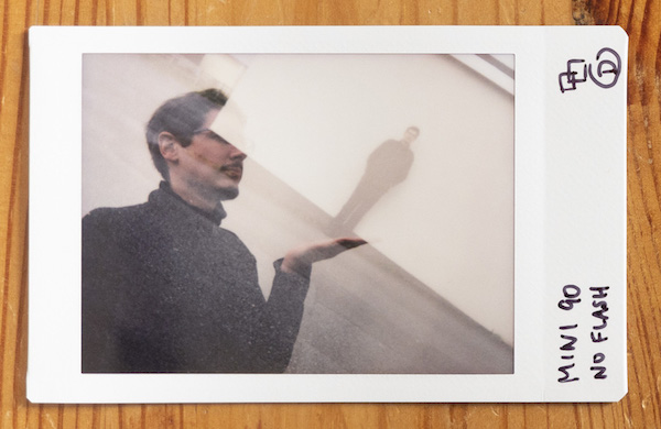 double exposures with instax mini 90