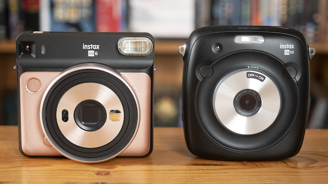 instax square sq6 vs sq10
