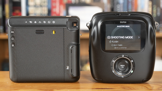 instax sq6 vs sq10