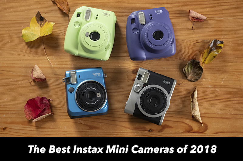 best instax mini camera 2018