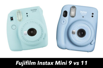 fujifilm instax mini 9 vs mini 11